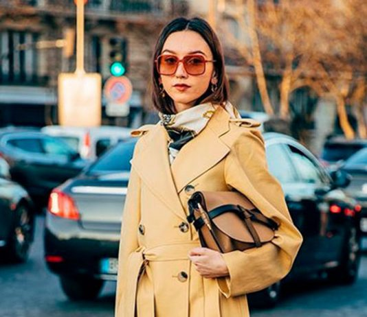 9 модных образов с плащом на осень 2020: простые идеи которые подходят всем