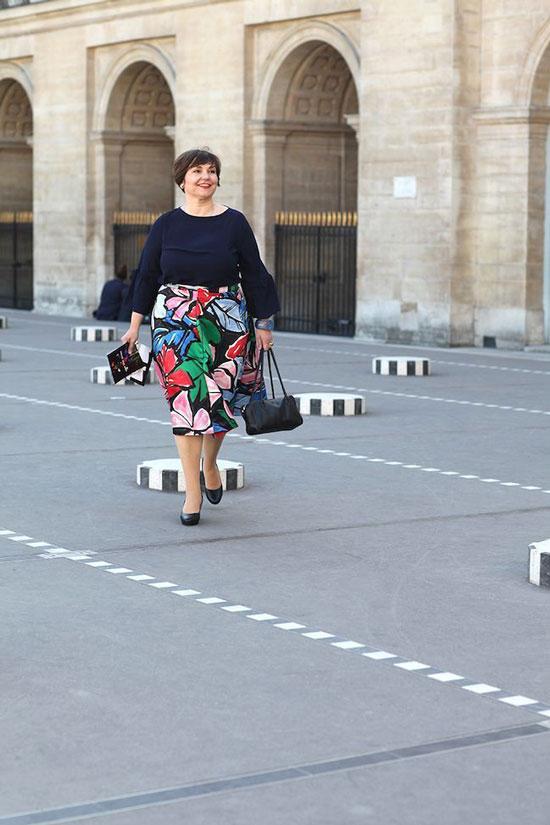 Юбки для 50-летних полных женщин на лето 2020