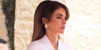 Королева Рания отметила свой 50-летний юбилей в прекрасном платье с эффектом корсета