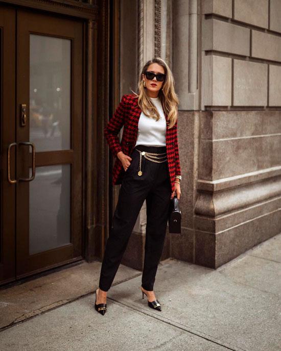 Модные женские брюки на осень 2020
