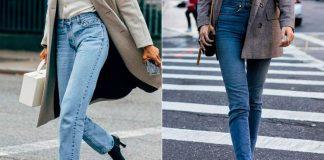 Как носить джинсы осенью 2020: 9 актуальных образов на каждый день