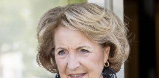 77-летняя принцесса Маргарита в леопардовом платье и лодочках выглядит не хуже молодых