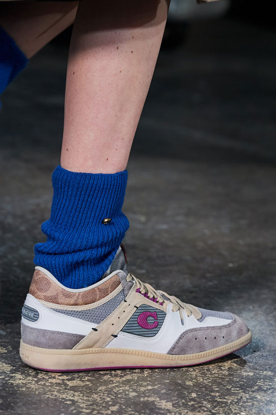 Какие кроссовки носить осенью 2020