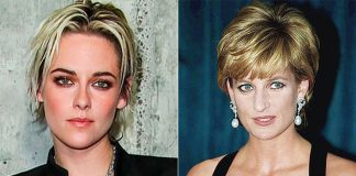 Кристен Стюарт призналась, что переживает из-за роли принцессы Дианы в новом фильме