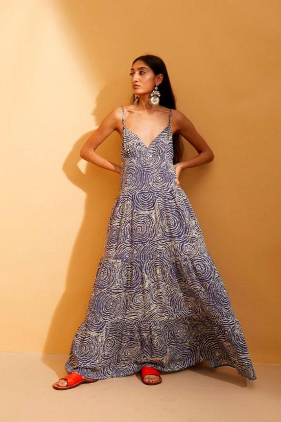 Меган Маркл в платье от афроамериканского бренда
