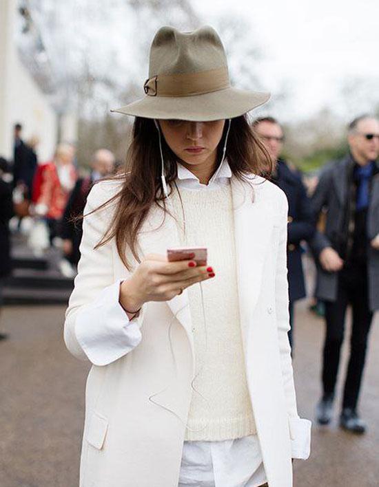 Модные головные уборы для женщин на осень 2020