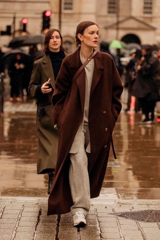 Оверсайз-пальто для женщин на осень 2020