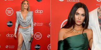 Дженнифер Лопес, Меган Фокс и другие звезды сияли вчера ярким светом на American Music Awards 2020