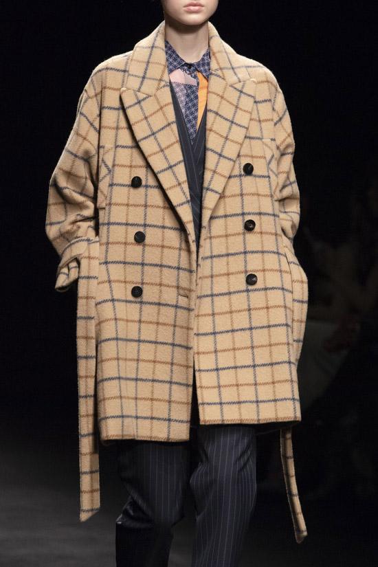 Трендовое пальто от Maryling на зиму 2021