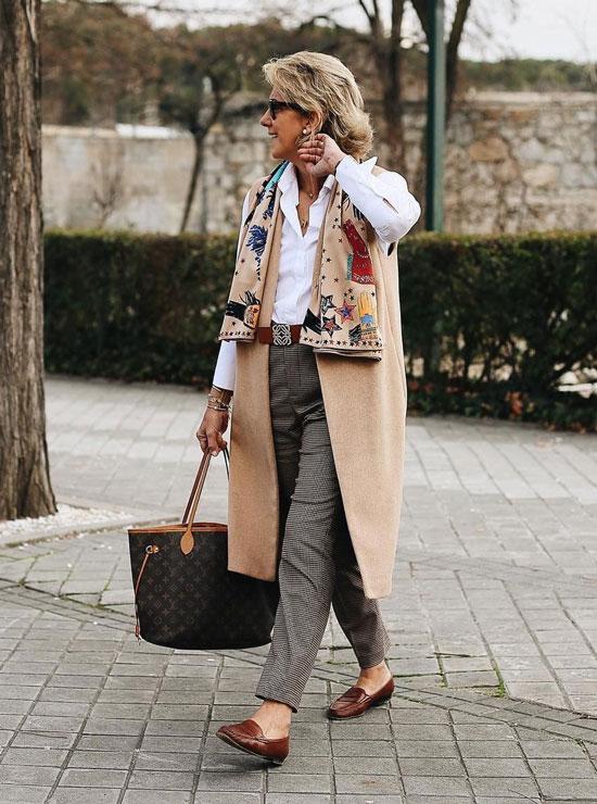Модная обувь на осень для женщин 50 лет