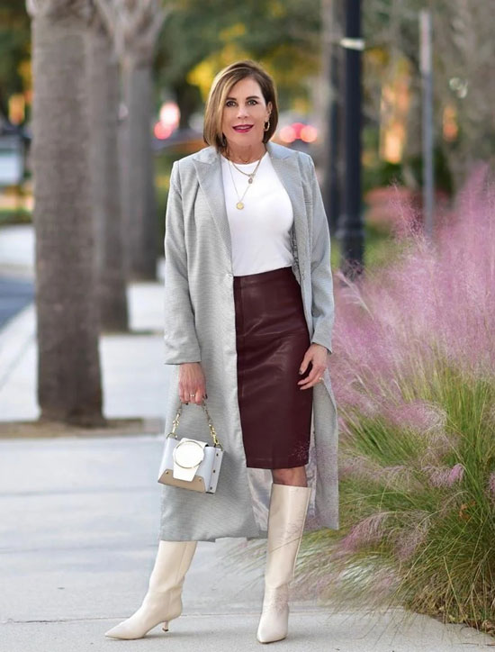 Модная обувь на осень женщинам 50 лет