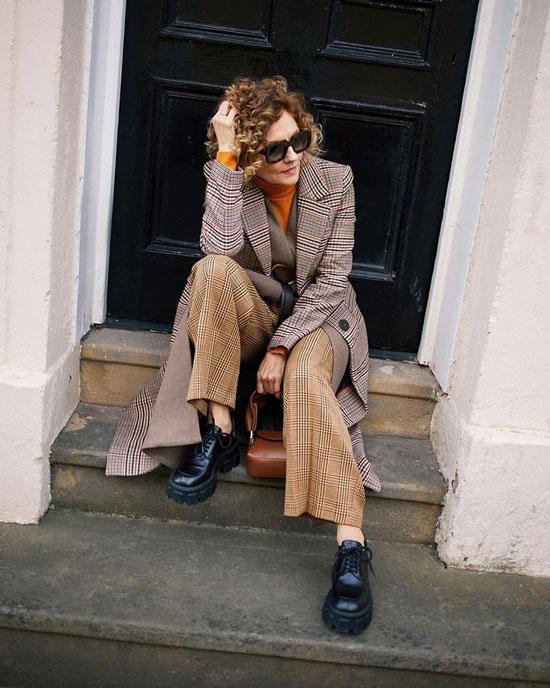 Ботинки для женщины 50 лет на осень 2020