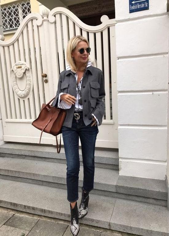 Какую обувь носить женщинам 50 лет осенью 2020