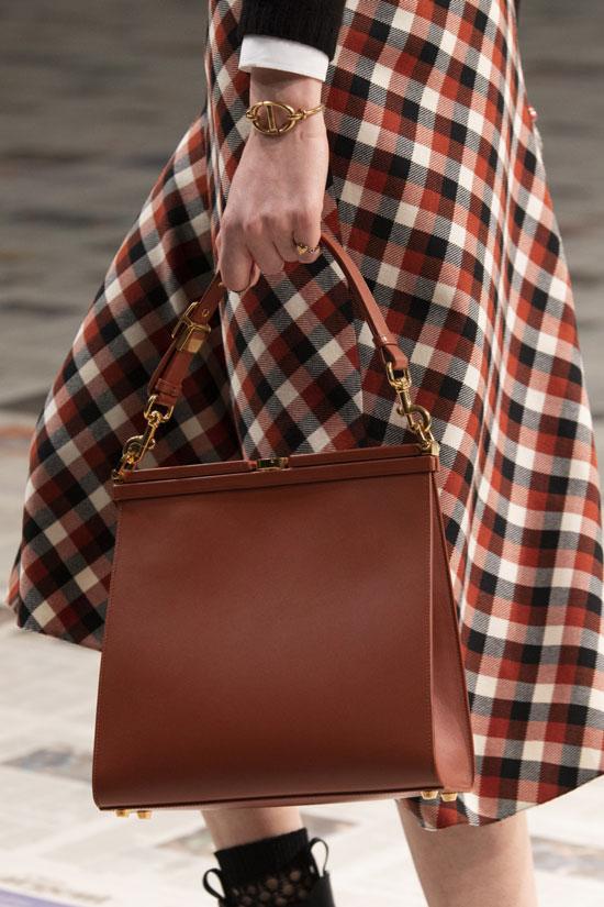 Какие сумки носить женщинам зимой 2021