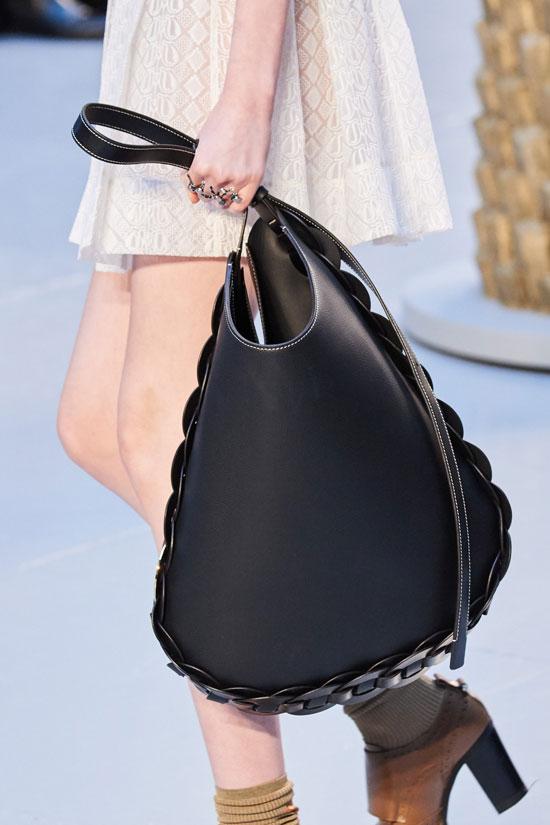 Модные крупные сумки на зиму 2021