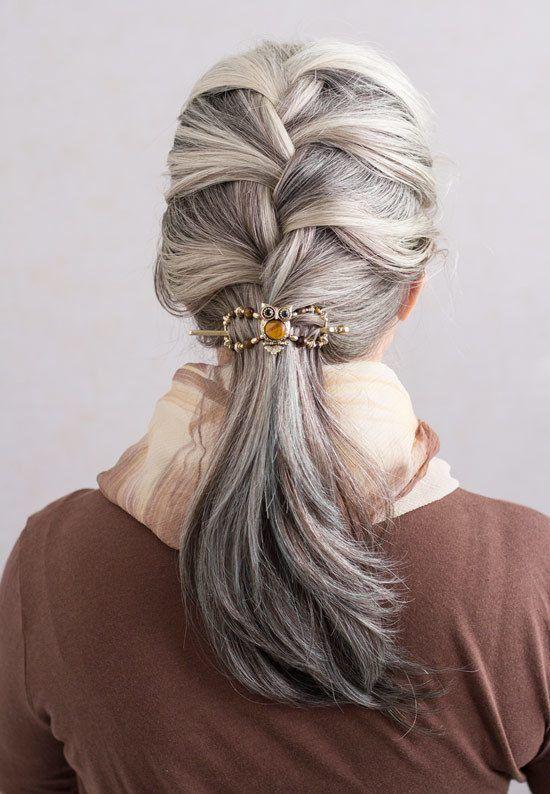 Свободная французская коса
