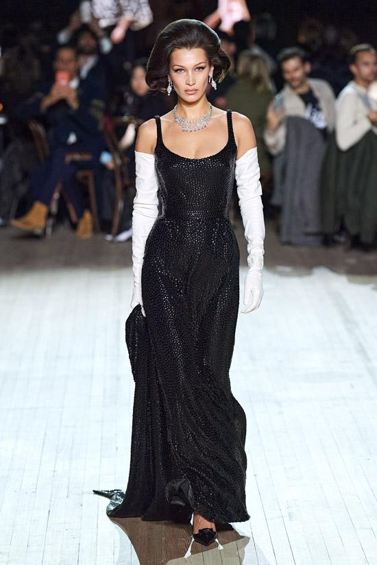 Ретро платье Marc Jacobs