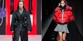Модные женские пуховики 2021: 3 главных зимних тренда покоривших подиум