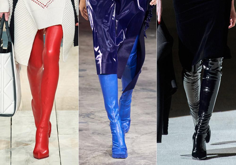 Сапоги чулки - самые модные зимние сапоги 2021