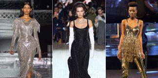 38 праздничных платьев для встречи Нового года 2021, которые мы нашли в новой коллекции дизайнеров