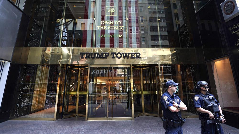 Жизнь вTrump Tower стала не безопасна