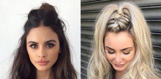 15 причесок с распущенными волосами, которые хорошо подходят для любой длины