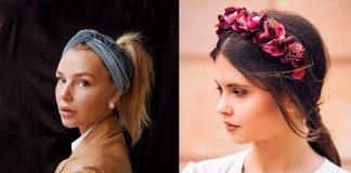 20 идей для ношения повязок и ободков, чтобы выглядеть словно богиня моды!