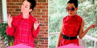 До после - дизайнер превращает старую одежду в удивительные наряды