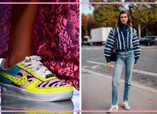 Какие кроссовки носить весной 2021: тренды с подиумов и модных улиц