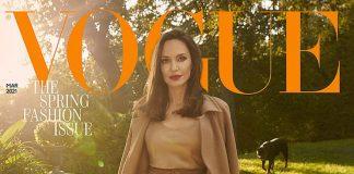 Мне не хватает навыков, чтобы быть домохозяйкой: Анджелина Джоли в элегантной фотосессии Vogue