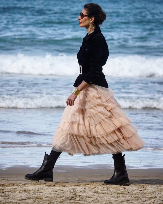 Тюлевые юбки не только для подростков