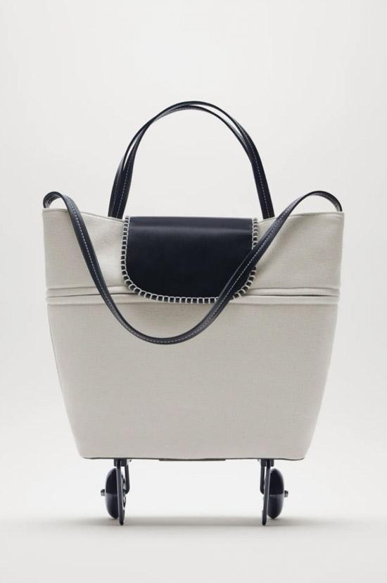 Странная сумка от Zara