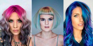14 женщин, получивших необычный и изумительный цвет волос