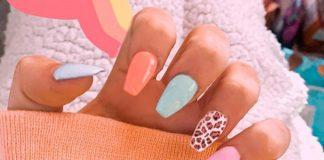 20 красивых дизайнов акриловых ногтей, которые вы захотите скопировать