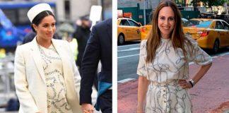 Блогер повторяет образы Кейт Миддлтон и Меган Маркл, но покупая одежду гораздо дешевле