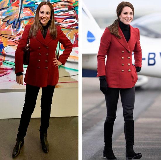 Блогер из Нью-Йорка повторяет образы королевских особ