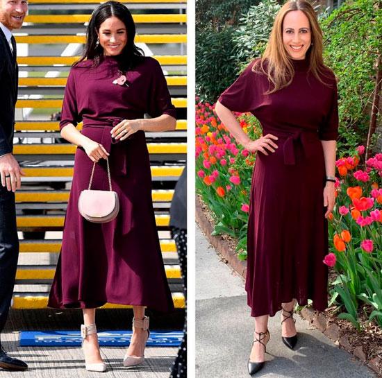 Блогер из Нью-Йорка повторяет образы герцогинь