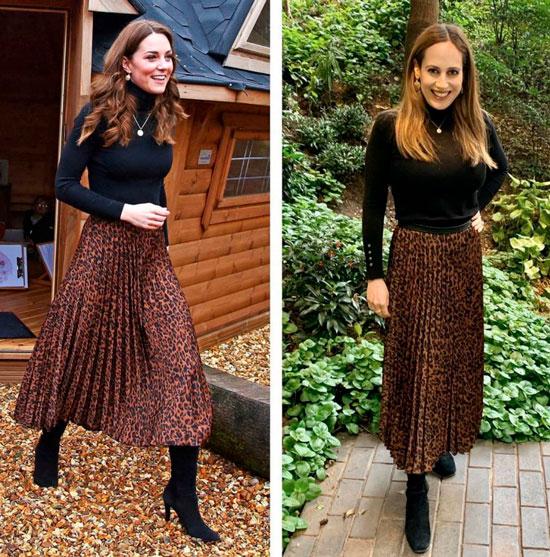 Как одеваться как Кейт Миддлтон