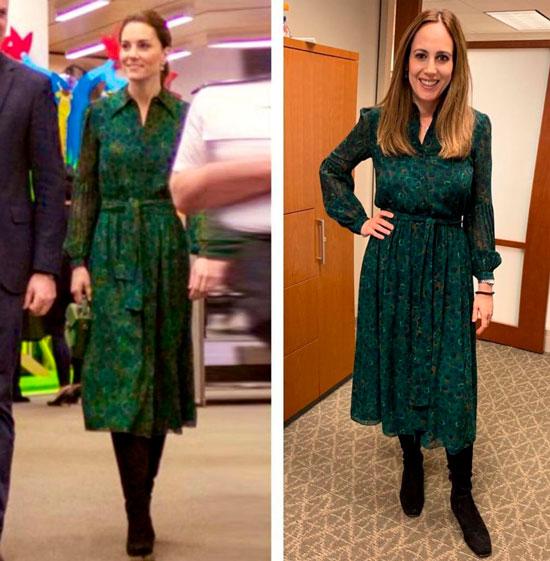 Модный блогер повторяет лучшие образы Меган и Кейт