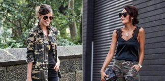 15 способов носить одежду в стиле милитари, которые захочется скопировать уже сегодня