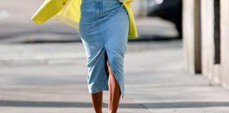 Носим джинсовую юбку правильно: 3 совета актуальных в этом сезоне