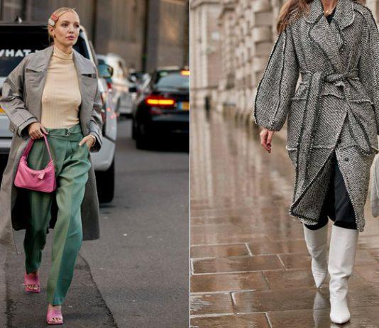 Серый - модный цвет 2021 года с удивительными результатами! Смотрите, как его носить