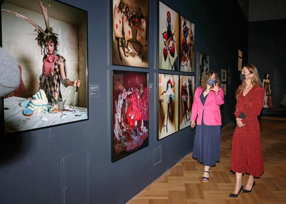 Кейт Миддлтон посещает музей Виктории и Альберта