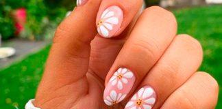 Элегантный белый дизайн ногтей, который стоит примерить на вечеринку в 2021 году!