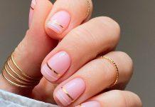 15 бежевых дизайнов ногтей, чтобы ваш маникюр выглядел стильно и натурально