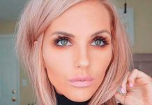 Розовый блонд: оттенок, который может стать новым трендом в окрашивание волос