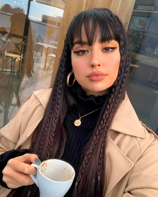 Идеально для девушек с длинными волосами