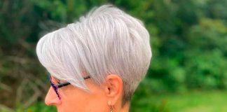 16 смелых причесок для женщин старше 60 лет, которые хотят выглядеть молодо и модно