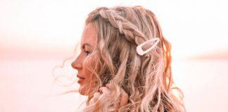 Любишь игривые летние прически? Вот как быстро и легко создать волны на волосах
