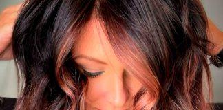 16 самых красивых способов носить блики розового золота для любого цвета волос